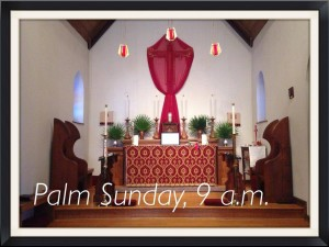 Palm Sunday Sermon – Giving it up: Popularity