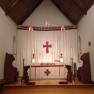 Lenten Sermon Series: Giving it up – Our Lives