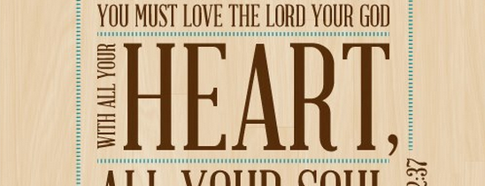 The Sunday Sermon – July 10, 2016 – Love your Neighbor as Your Self