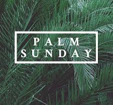 Mass for Palm Sunday 2020